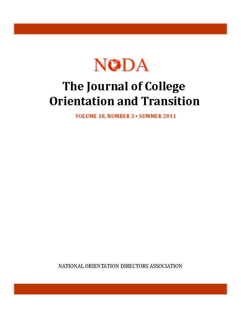 View Vol. 18 No. 3 (2011)