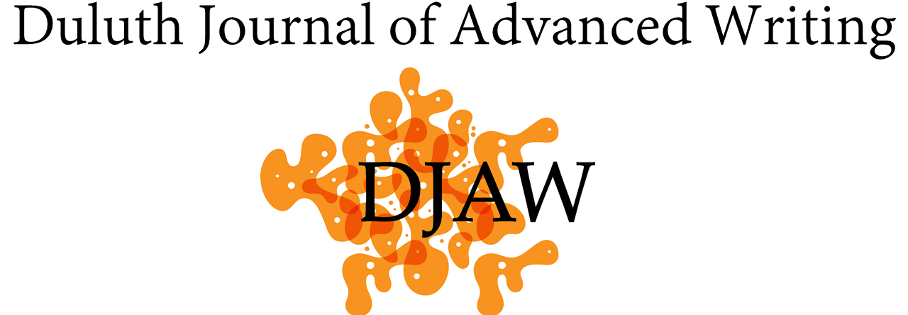 Duluth Journal of Advanced Writing: DJAW